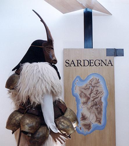 Sardinia mask
